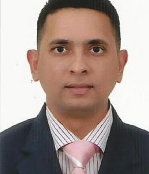 Dr. Afzal Ahmed Sharafuddin